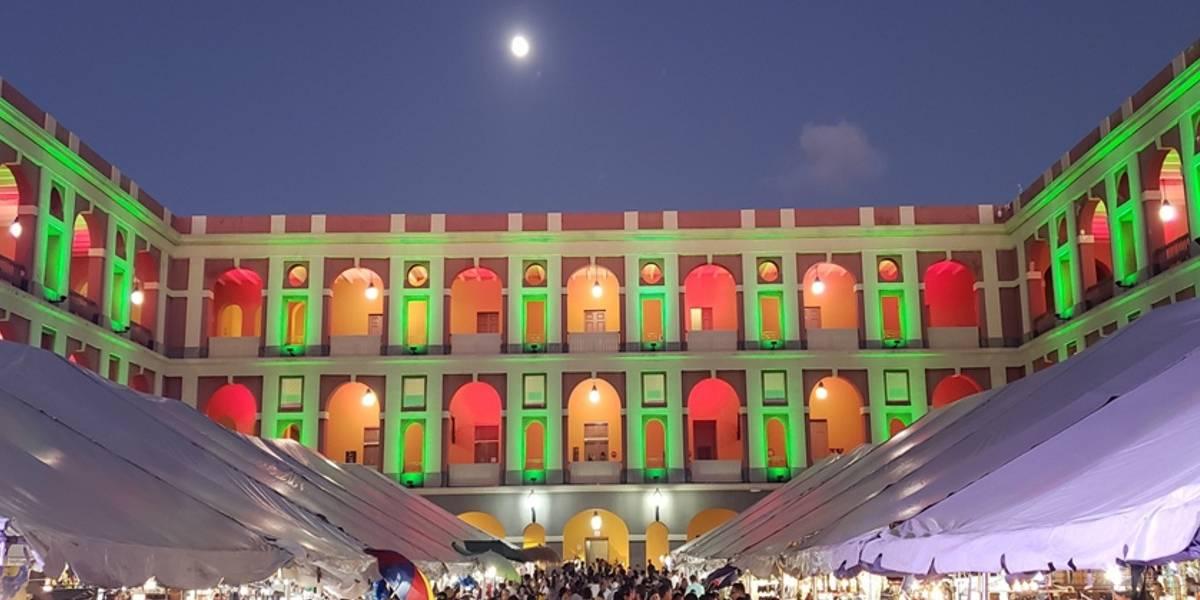 directorio artesanal ferias y eventos de artesanias mercado navideño navidad puerto rico ballaja feria ballajá