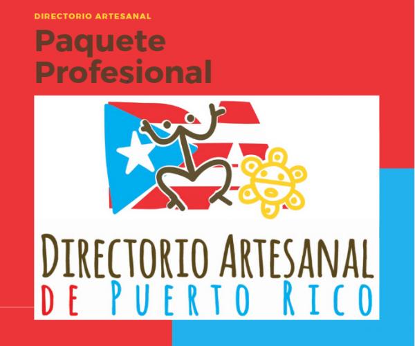 paquete profesional mayor ventas artesanos fomento profesional