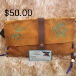 Bazar ArteSano 5 carteras wallet de cuero