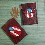 Bazar ArteSano cuero artesanias artesania de puerto rico wallet cartera de cuero