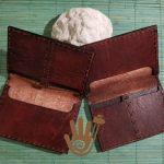 Bazar ArteSano 7 cartera de cuero
