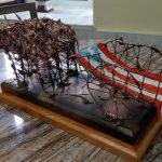 Creaciones Guayacán 1 arado bueyes