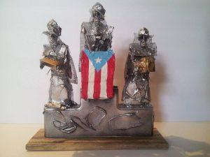 Creaciones Guayacán orocovis metal artesanias artesania de puerto rico
