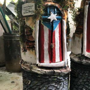 Debbie's Doors Old San Juan on Bambu madera artesanias artesania de puerto rico