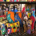 Los Pekes de abuela san juan 3 Muñecas pintadasFrida Kahlocolecciones de Reyes Magos