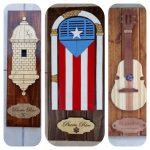 calados Santiago 3 bandera guitarra garita puerto rico viejo san juan