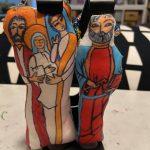 los pekes de abuela 4 Muñecas pintadasFrida Kahlocolecciones de Reyes Magos