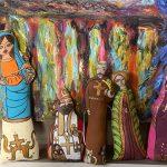 los pekes de abuela 6 Muñecas pintadasFrida Kahlocolecciones de Reyes Magos