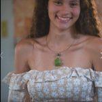 PicaFlor joyeria hechas a mano eco amigable reciclado papel beads collar