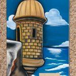 Arte Konarena carolina 1 artesanias con arena de playa