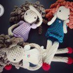 chali art bayamon 2 muñecas artesanales