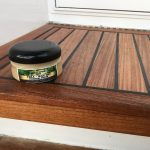 Wood Natural Court and Wax caguas 1 ceras