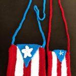 Tejidos Catty cartera cell phone holder estola tejidas a crochet