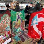 batik artesanias blusas puerto rico coqui taino bandera
