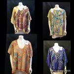 batik artesanias blusas puerto rico coqui taino bandera 2