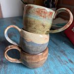 MilieshPottery pottery barro ceramica tazas artersanales de puerto rico ceramica artesanal eco-amigable