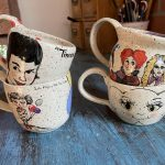 MilieshPottery pottery barro ceramica tazas de personajes ceramica artesanal eco-amigable
