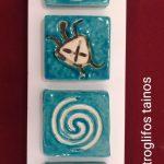 petroglifos tainos san juan ceramica refranes boricuas