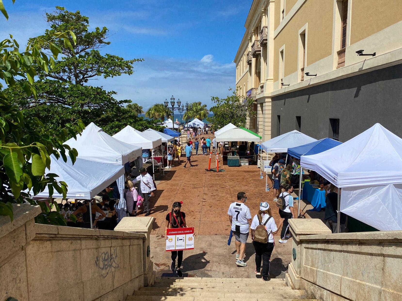 feria mercado ballaja