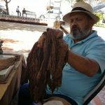 HR Handmade Cigars tabaco hoja