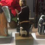 Artesanías Vicky 1 talla de santos