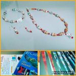 PicaFlor joyeria hechas a mano eco amigable reciclado papel beads 3